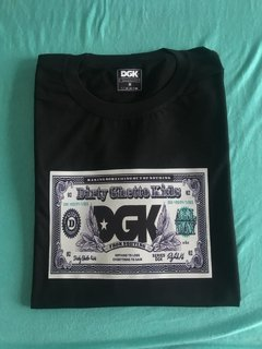 Camiseta DGK One Dóllar