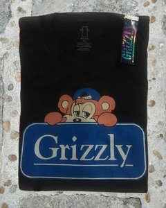 Camiseta Grizzly Kid