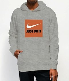 Moletom Canguru Nike Just Do It - comprar online
