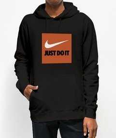 Moletom Canguru Nike Just Do It na internet