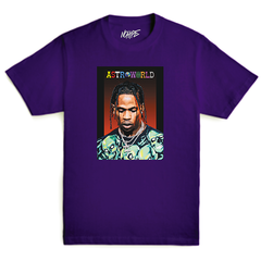 Camiseta No Hype Astroworld Dray na internet