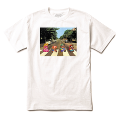 Camiseta No Hype Mario Abbey Road - comprar online
