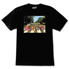 Camiseta No Hype Mario Abbey Road