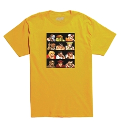 Camiseta No Hype Street Fighter Select