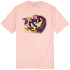 Camiseta No Hype Vegeta x Majin boo