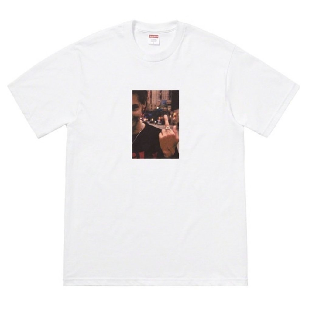 precio asombroso clásico buscar auténtico Camiseta Supreme Blessed