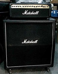 Amplificador Marshall Valvest Vs100