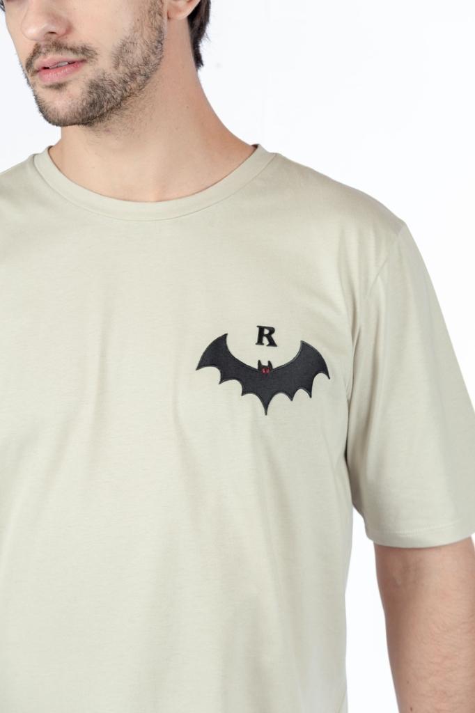 Camiseta Custom Morcego Comprar Em Ratier