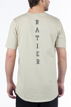 CAMISETA CUSTOM RATIER COSTAS na internet