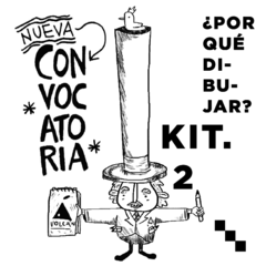 * KIT 2. CONVOCATORIA ¿por qué dibujar?