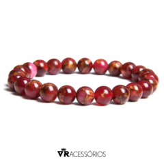 Pulseira Cloisonne Red Pure