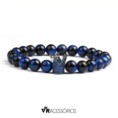 Pulseira Crown Blue Imperial