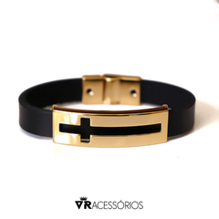 Pulseira Faith Gold Two
