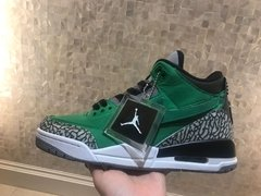 Tênis Air Jordan 3 Apple Green na internet