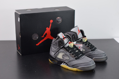 Imagem do Tênis Air Jordan 5  x ''Off-White''