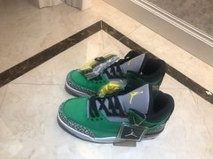 Imagem do Tênis Air Jordan 3 Apple Green