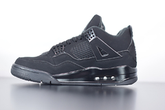 "Tênis Air Jordan 4  ""Black Cat"" - Outh Clothing"