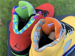 "Tênis Air Jordan 5  ''What The"" - Outh Clothing"