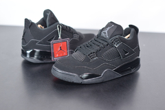 "Tênis Air Jordan 4  ""Black Cat"""