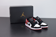 Jordan 1 Low Bred Toe - Outh Clothing