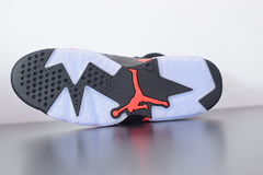 "Tenis Air Jordan 6 ""Black Infrared'"