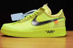"Tênis Nike Air Force 1 Low x Off-White ""Volt"" - Outh Clothing"