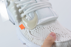 "Tênis Nike Air Presto x OffWhite ""White"" - Outh Clothing"