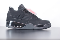 "Tênis Air Jordan 4  ""Black Cat"" na internet"