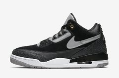 Tênis Air Jordan 3 Tinker Black