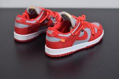 "Nike SB Dunk Low x Off-White ""University Red"" - comprar online"