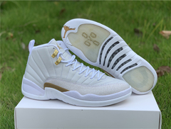 "Jordan 12  X ""Ovo White"" - Outh Clothing"