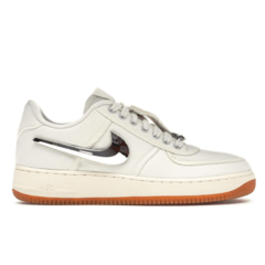 Tênis Nike Air Force 1 Low x Travis Scott