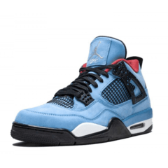 Tênis Air Jordan 4 X Travis Scott Cactus Jack