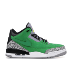 Tênis Air Jordan 3 Apple Green