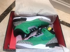 Tênis Air Jordan 3 Apple Green - Outh Clothing