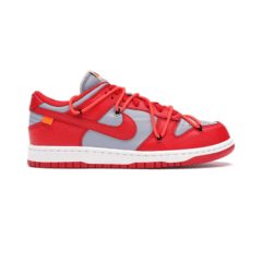 "Nike SB Dunk Low x Off-White ""University Red"""