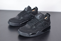 "Imagem do Tênis Air Jordan 4  ""Black Cat"""