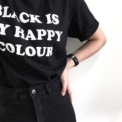 Brigitee Black is my happy colour - comprar online