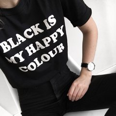 Brigitee Black is my happy colour na internet