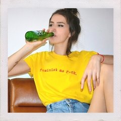 Combo Feminist as fuck + GRL PWR - comprar online