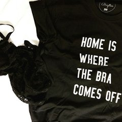 Brigitee Home is where the bra comes off - Brigitees