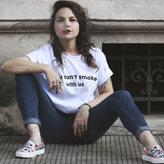 Brigitee You can't smoke with us - comprar online