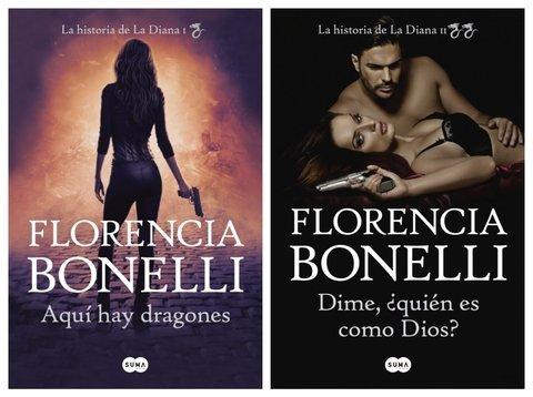 La Historia De La Diana 1 Y 2 Florencia Bonelli