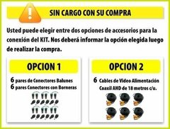 Kit Seguridad Hikvision Full Hd 1080p Dvr 8 + 6 Camaras 2mp en internet