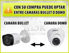Kit Seguridad Dahua Dvr 4 + 4 Camaras Ir Full Hd 1080p 2 Mp - comprar online