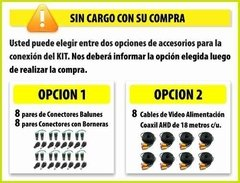 Kit Seguridad Hikvision Turbo Full Hd 4.0 Dvr 8 + 8 Camaras en internet