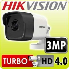 Cámara Seguridad Hikvision Ds-2ce16f1t-it Full Hd 3mp Ext Ir