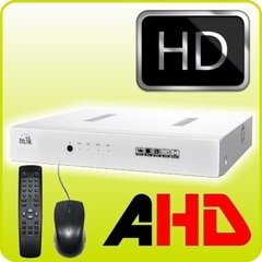 Dvr Qihan Stand Alone 8 Canales Ahd Hd Manual Hdmi Vga Audio