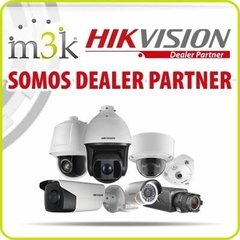 Kit Seguridad Hikvision Full Hd 8ch 1080p + 4 Camaras 3mp