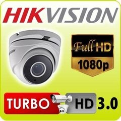 Camara Domo Hikvision Turbo Hd Seguridad Ds-2ce56d7t-it3z